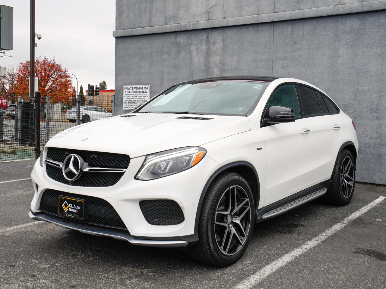 Mercedes-Benz GLE Class  2016