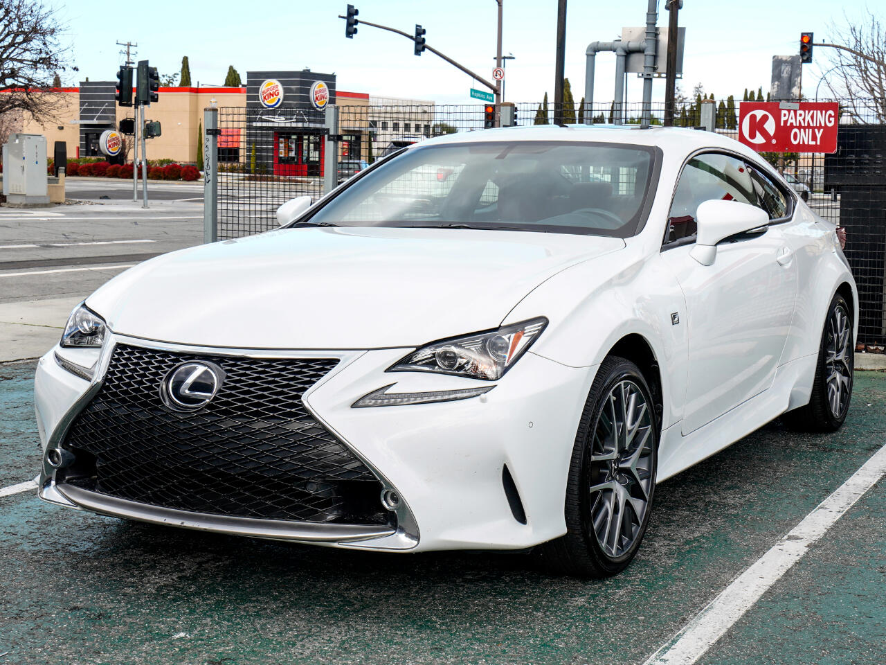 Lexus RC 300 Base 2016