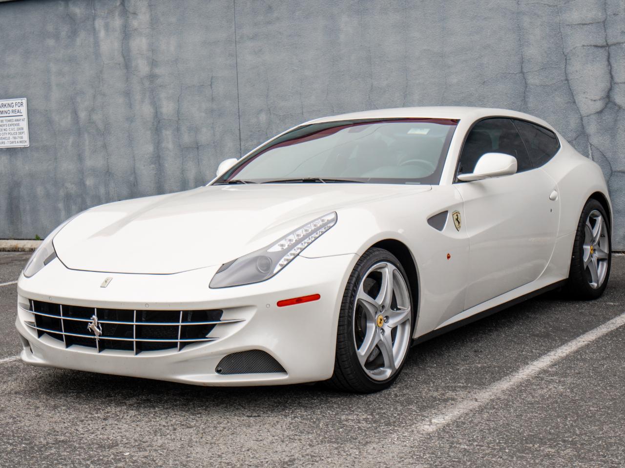 Ferrari FF Coupe 2012