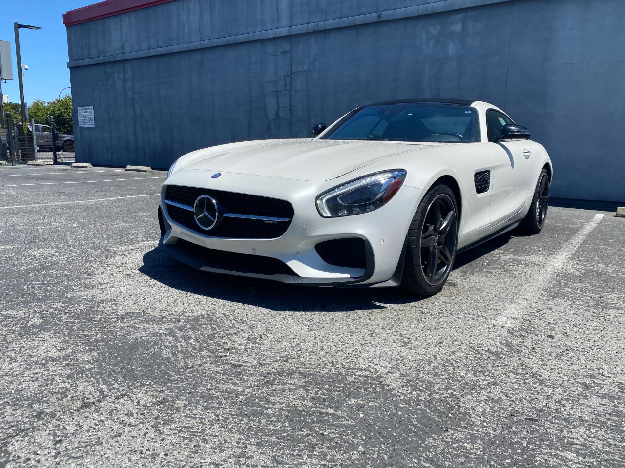 Mercedes-Benz AMG GT Base 2017