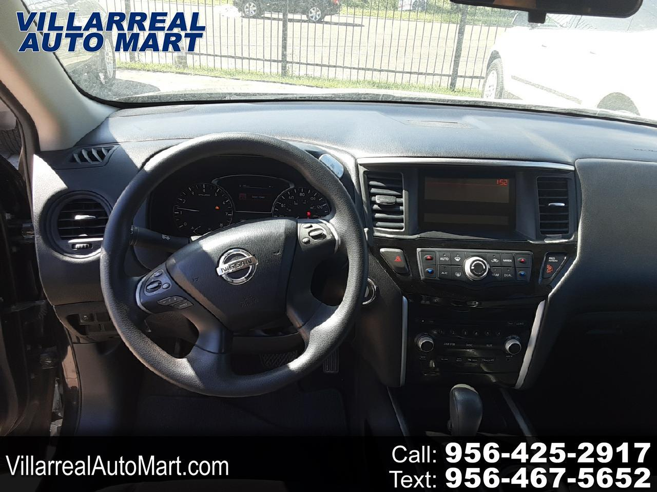 Nissan Pathfinder 2WD 4dr S 2014