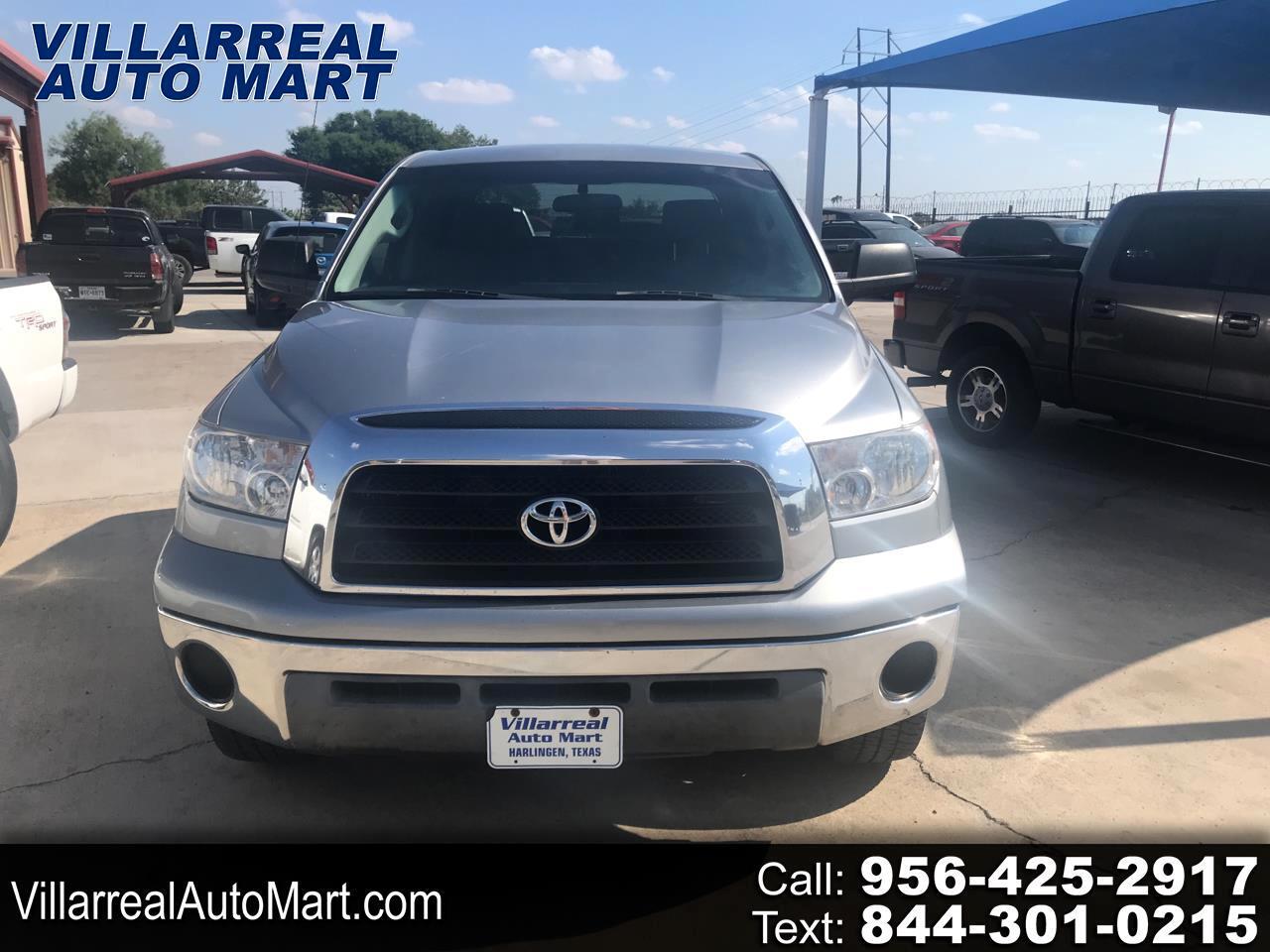 """Toyota Tundra 2WD CrewMax 145.7"""" 5.7L SR5 (Natl) 2007"""