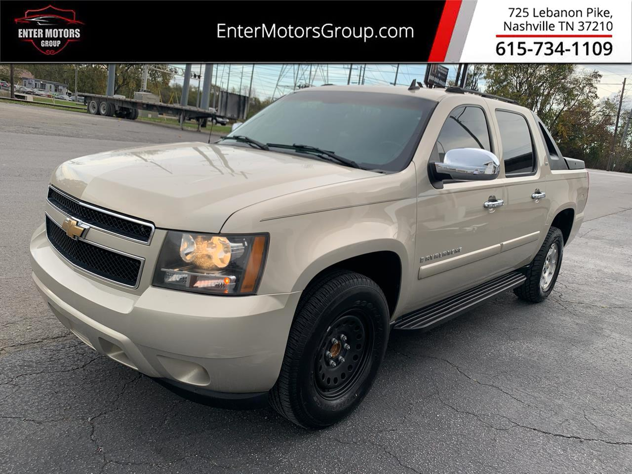 "Chevrolet Avalanche 2WD Crew Cab 130"" LS 2007"