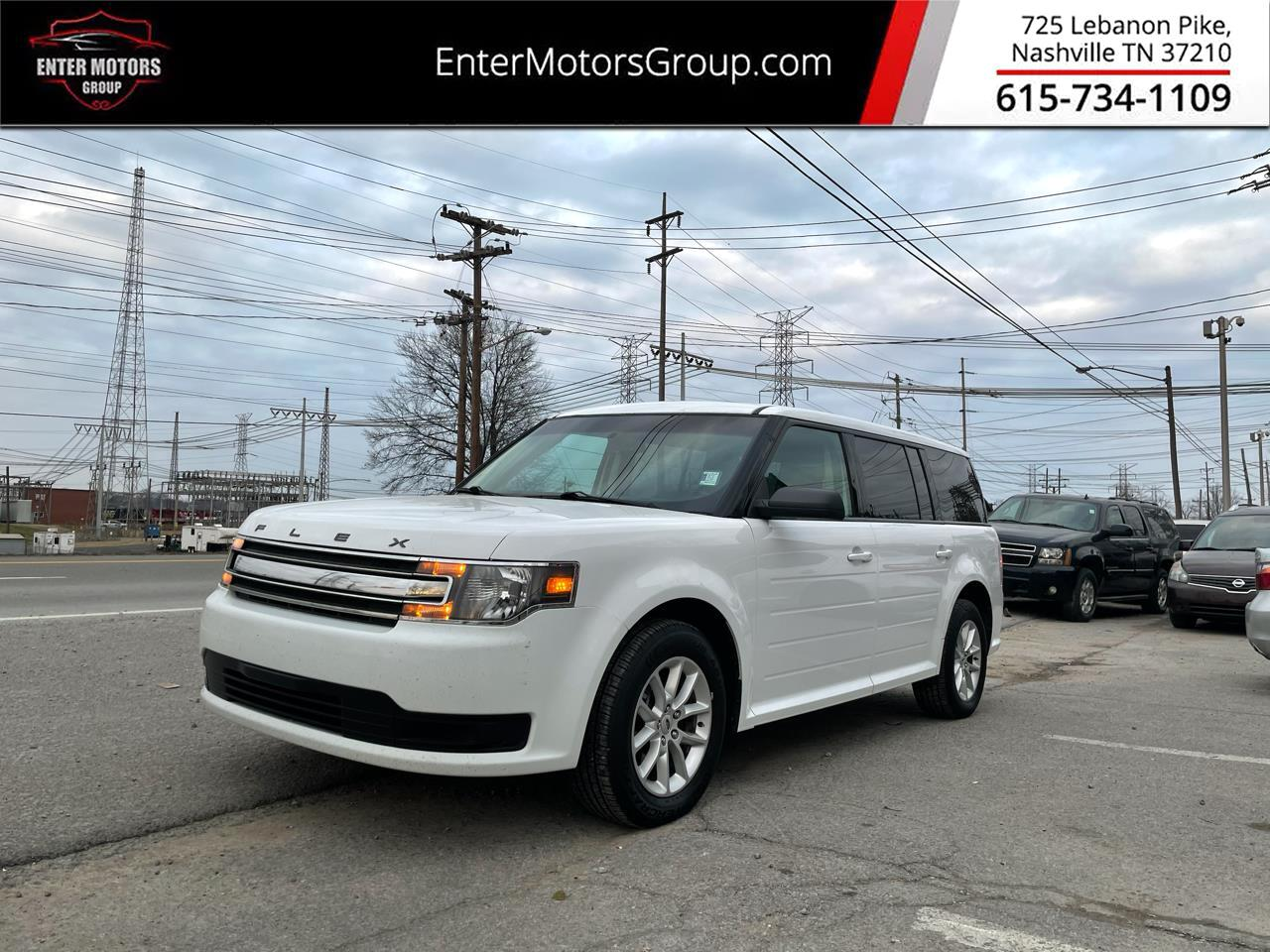 Ford Flex 4dr SE FWD 2015