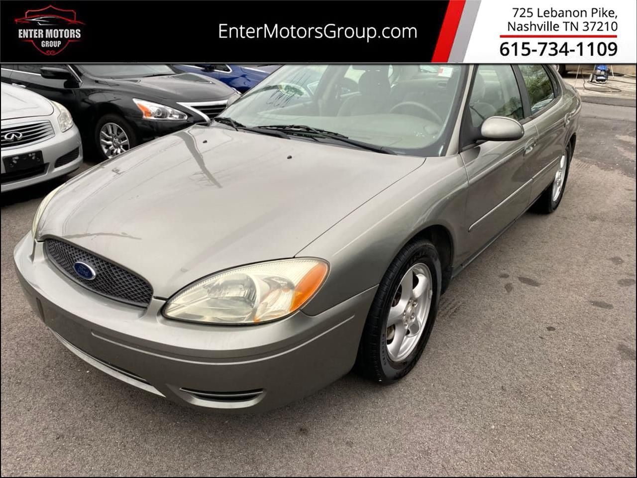 Ford Taurus 4dr Sdn SES 2004