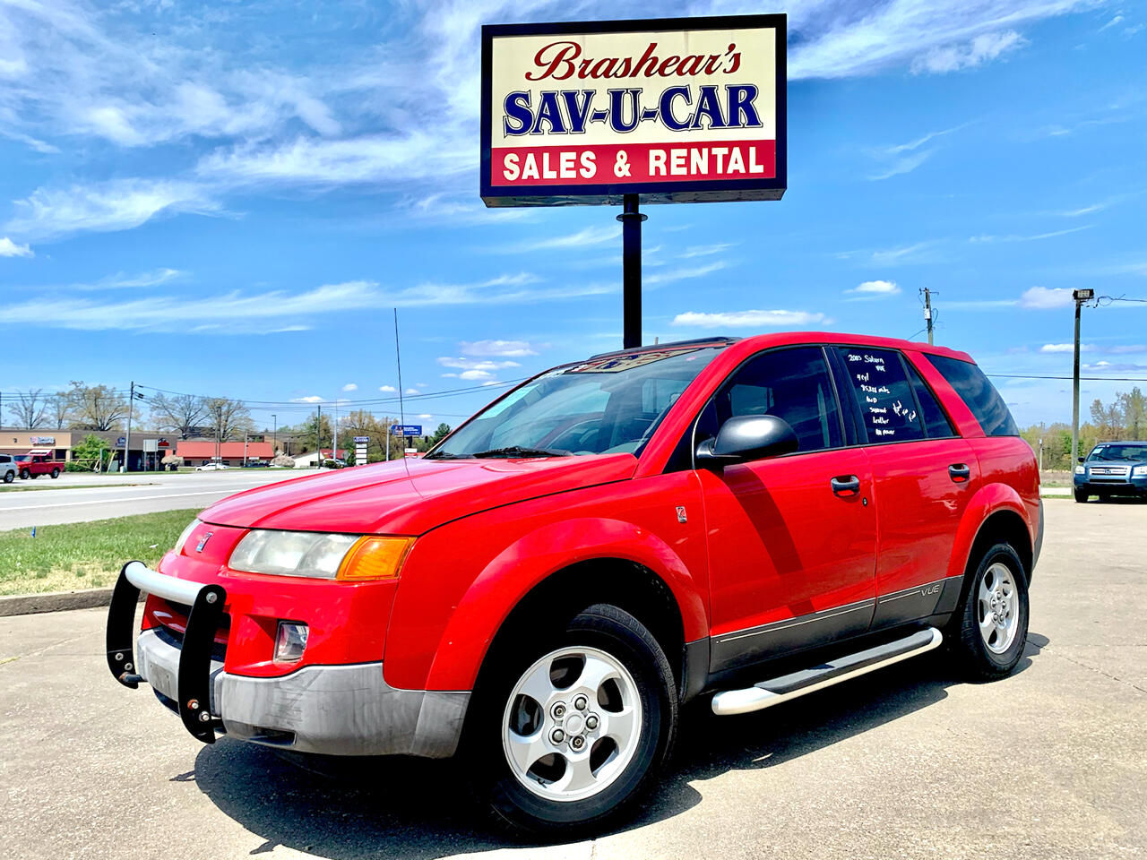 Saturn VUE AWD 2003