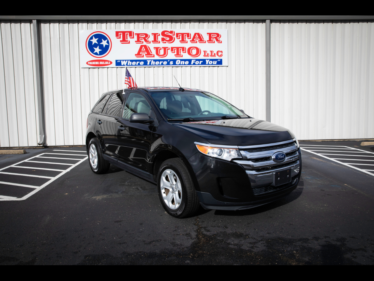 Ford Edge 4dr SE AWD 2013