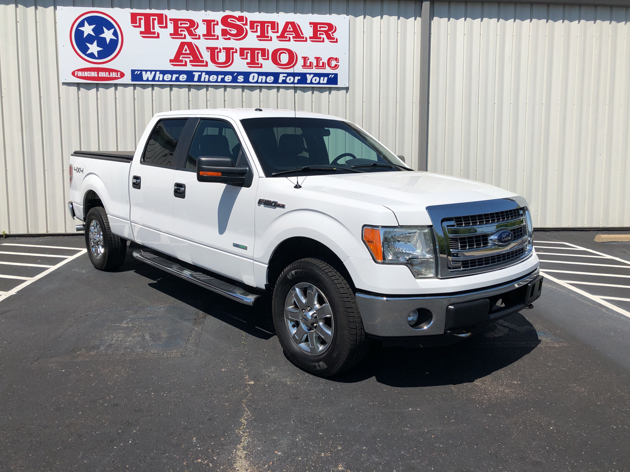 Ford F150 XLT Supercab 4WD 2014