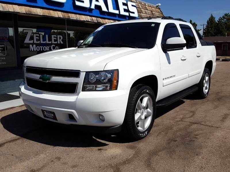 Chevrolet Avalanche LT 4WD 2008