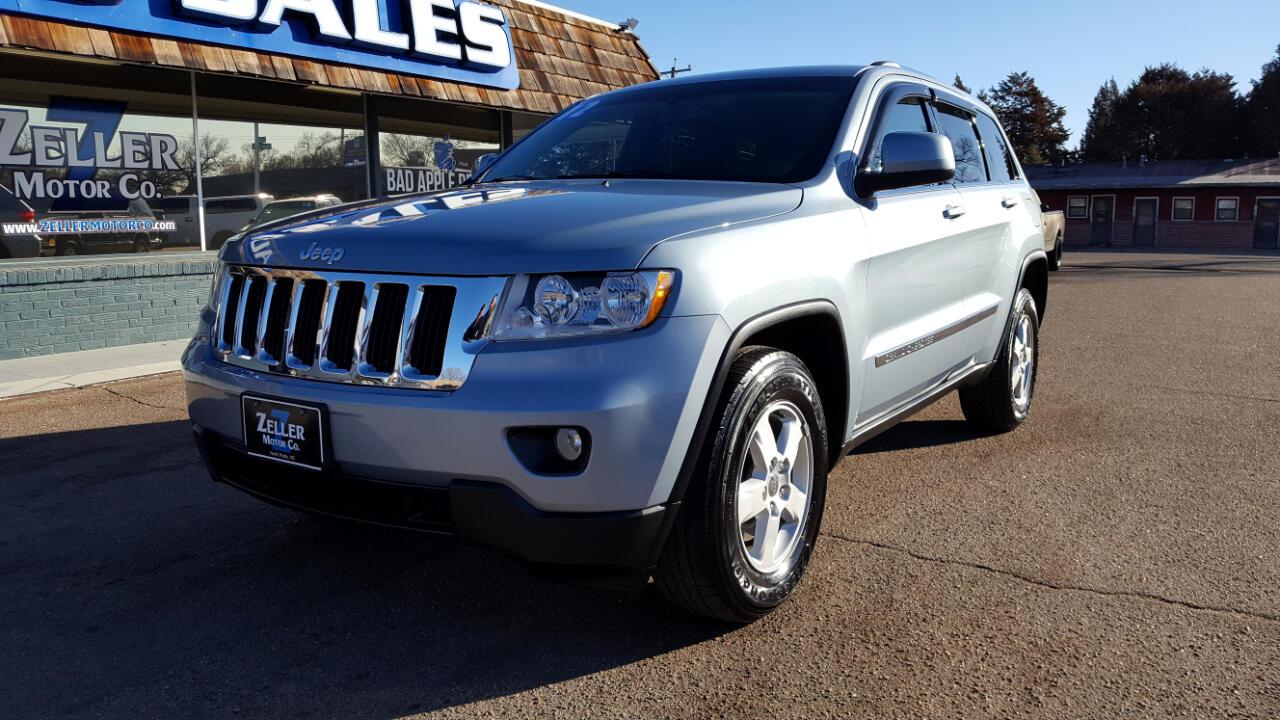 Jeep Grand Cherokee Laredo 4x4 2012