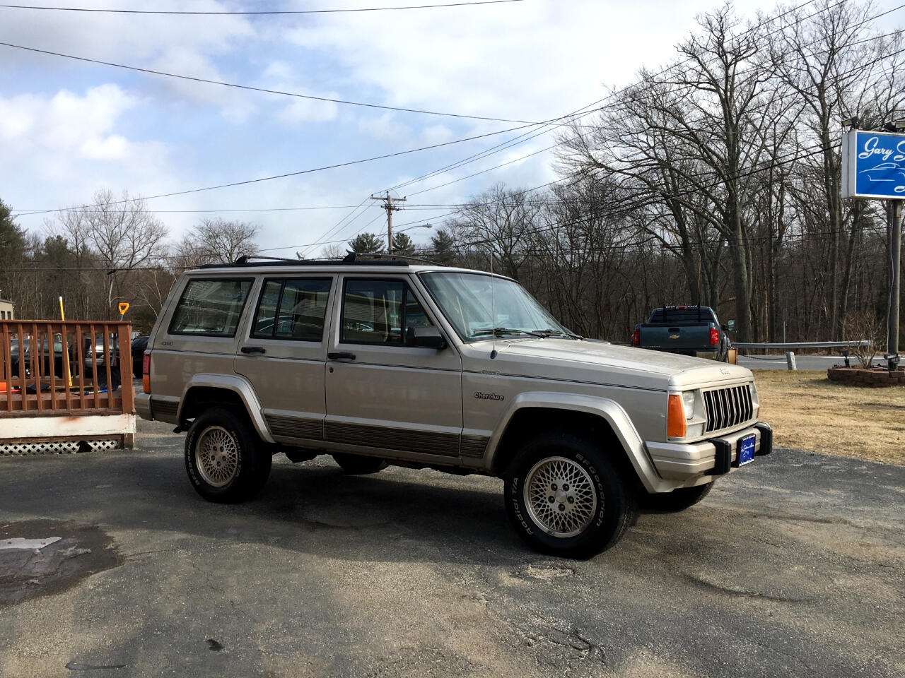 Jeep Cherokee 4dr Country 4WD 1996