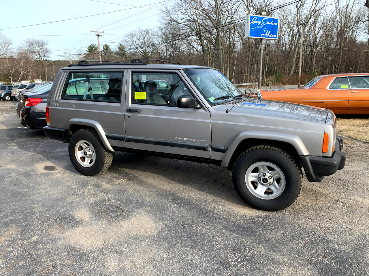 Jeep Cherokee 2dr Sport 4WD 2000