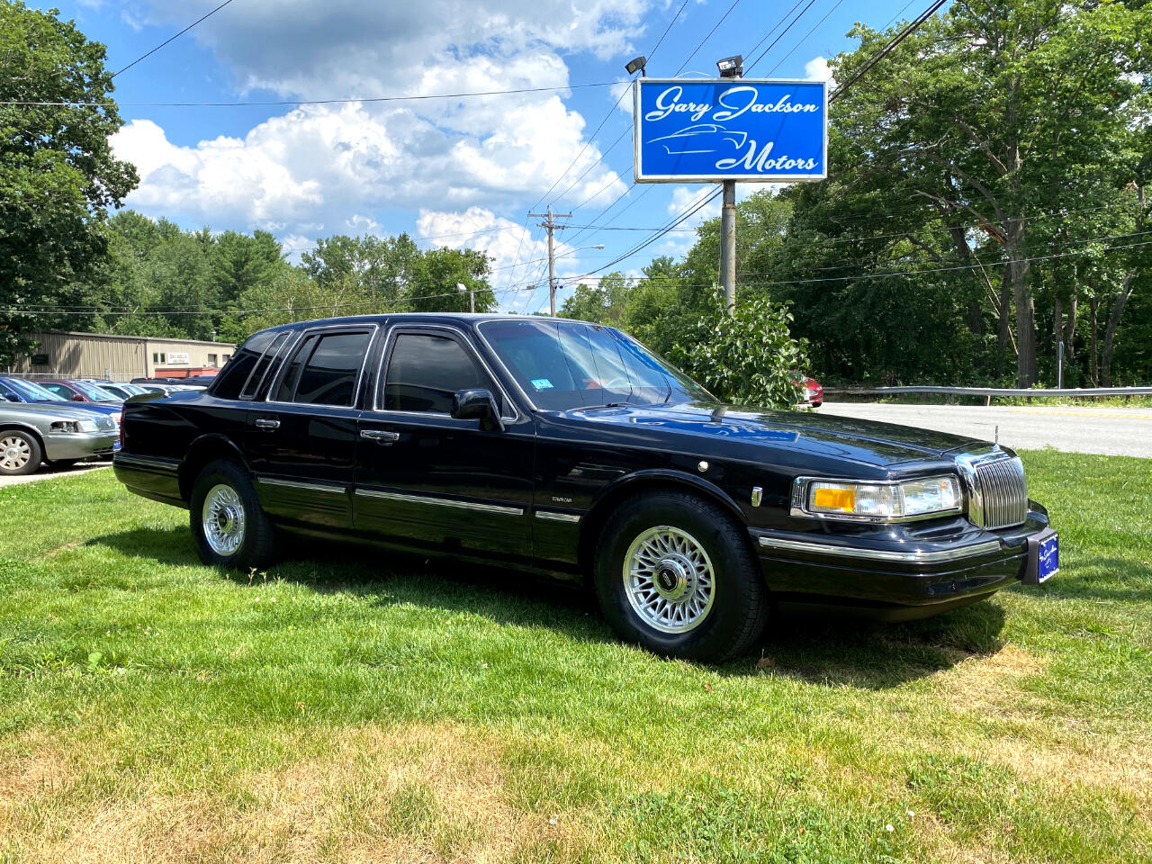 Used 1997 Lincoln Armored Town Car For Sale In Charlton Ma 01507 Gary Jackson Motors