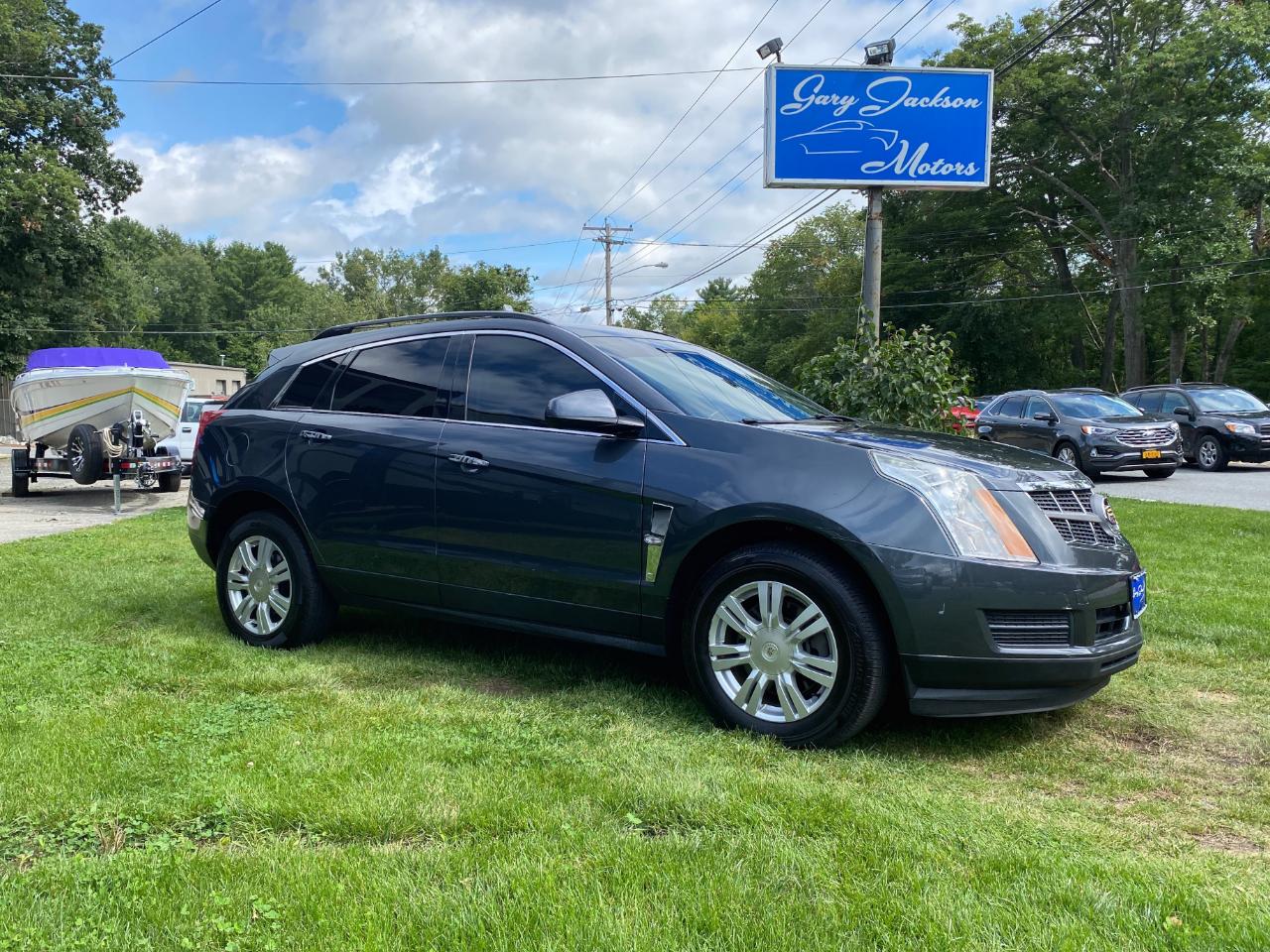 Cadillac SRX 4dr V6 SUV 2012