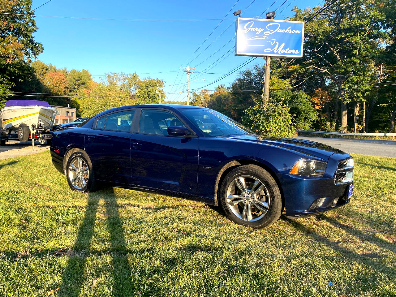 Dodge Charger 4dr Sdn RT Max AWD 2014