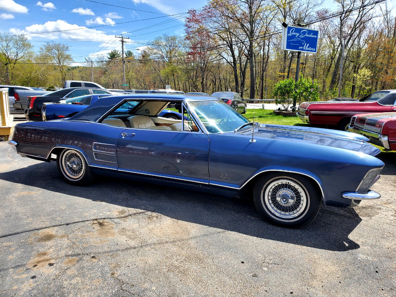 Buick Riviera 2dr Coupe 1964