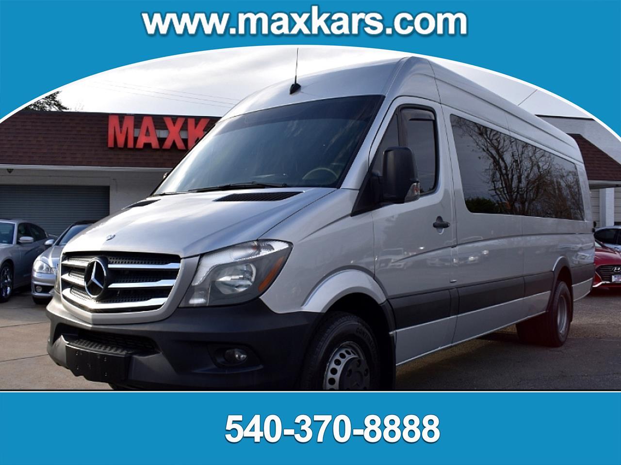 Mercedes-Benz Sprinter Cargo Vans  2015