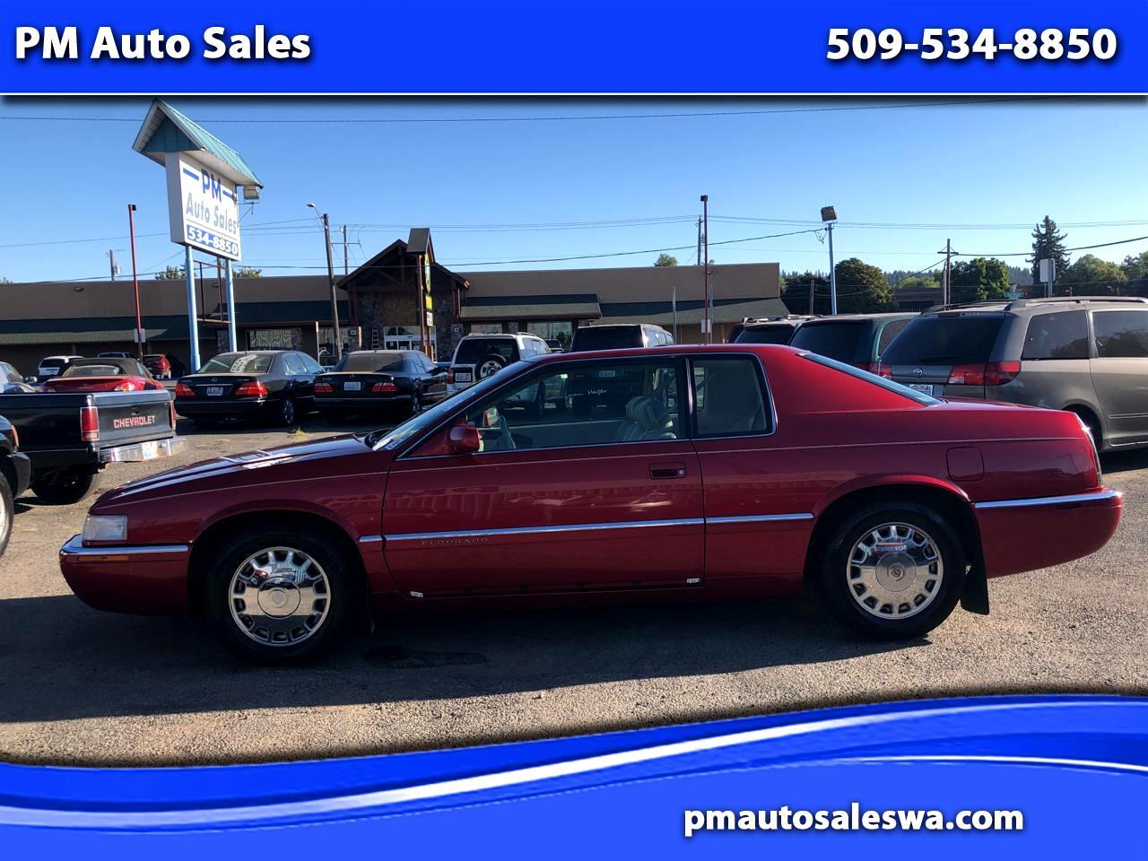 Cadillac Eldorado Coupe 1995