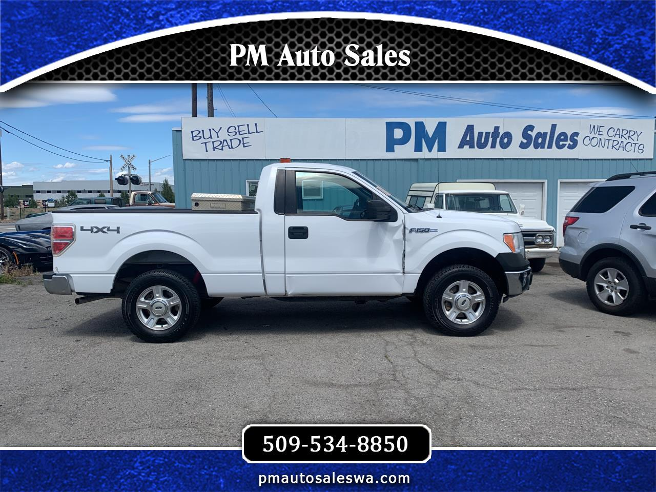 Ford F-150 WS Reg. Cab Short Bed 4WD 2013