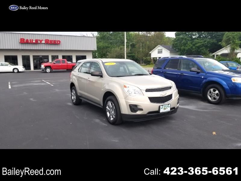 Chevrolet Equinox LS 2WD 2012