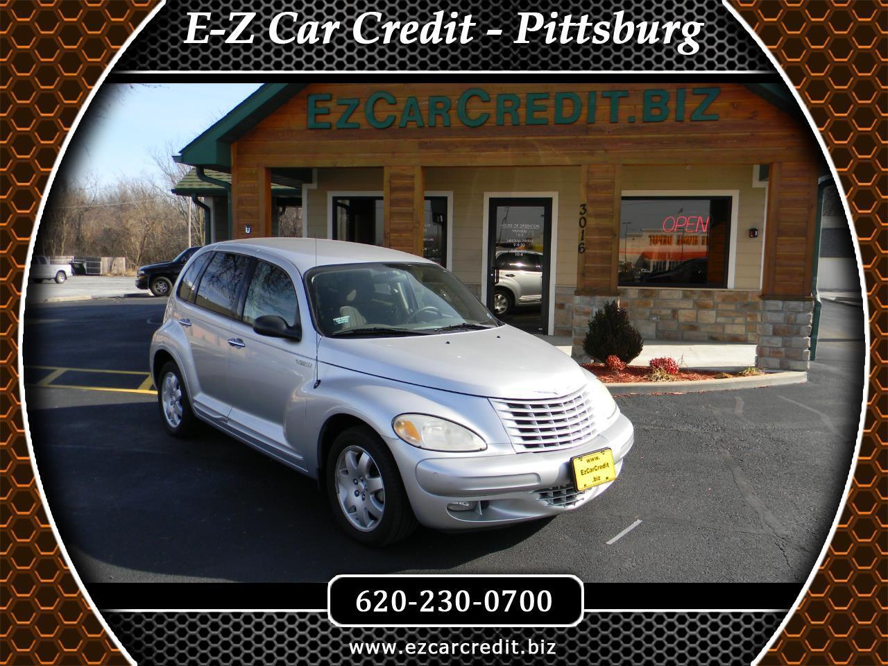 Chrysler PT Cruiser Touring Edition 2003