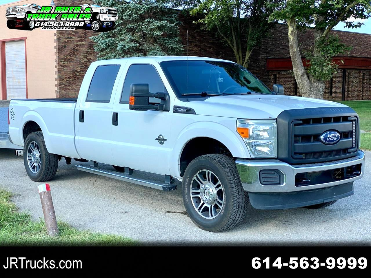 2014 Ford F-250 SD XL Crew Cab Long Bed 4WD