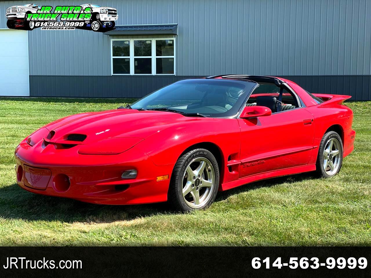 1998 Pontiac Firebird TRANS AM WS6