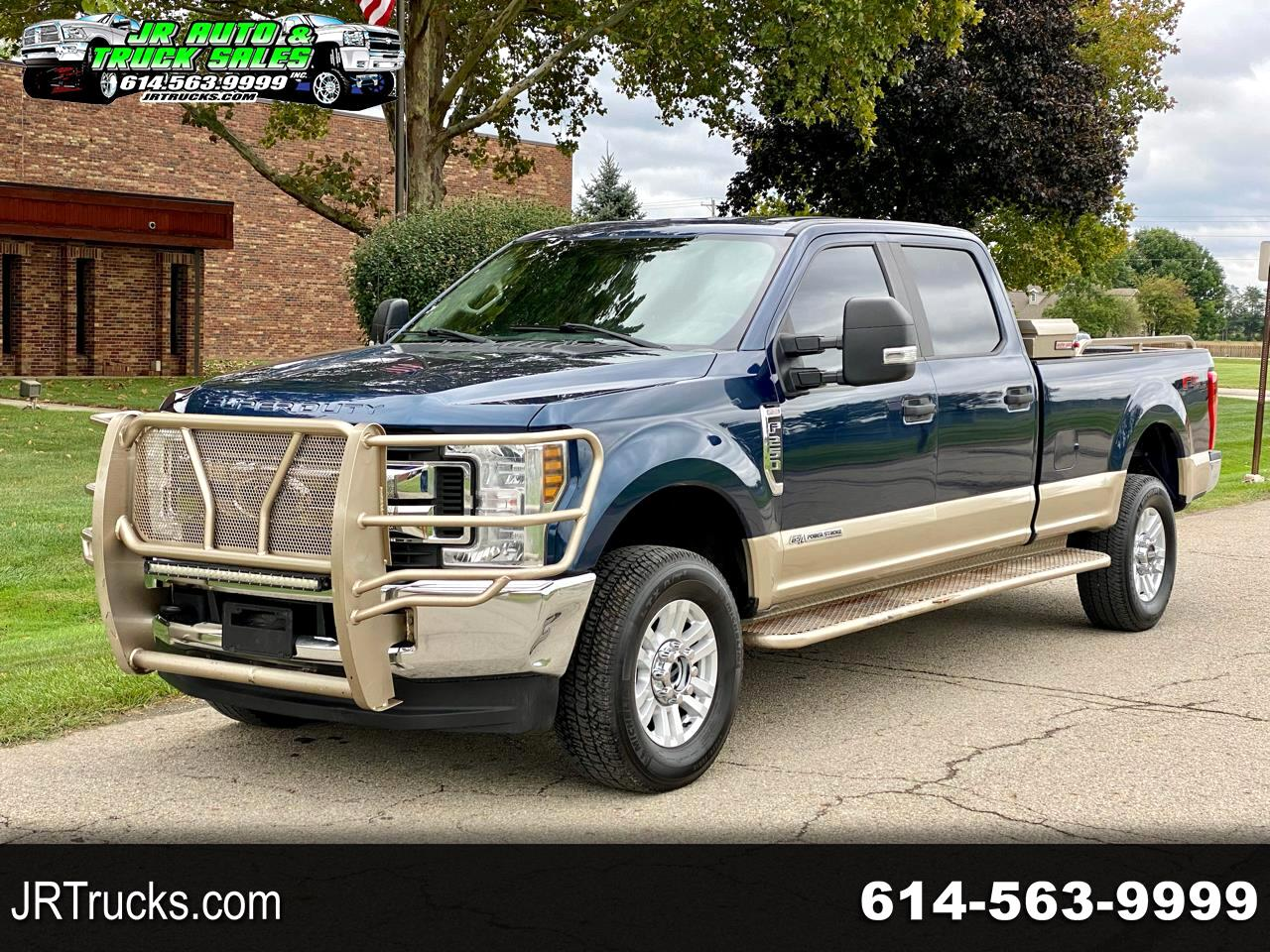 2019 Ford F-250 SD King Ranch Crew Cab Long Bed 4WD