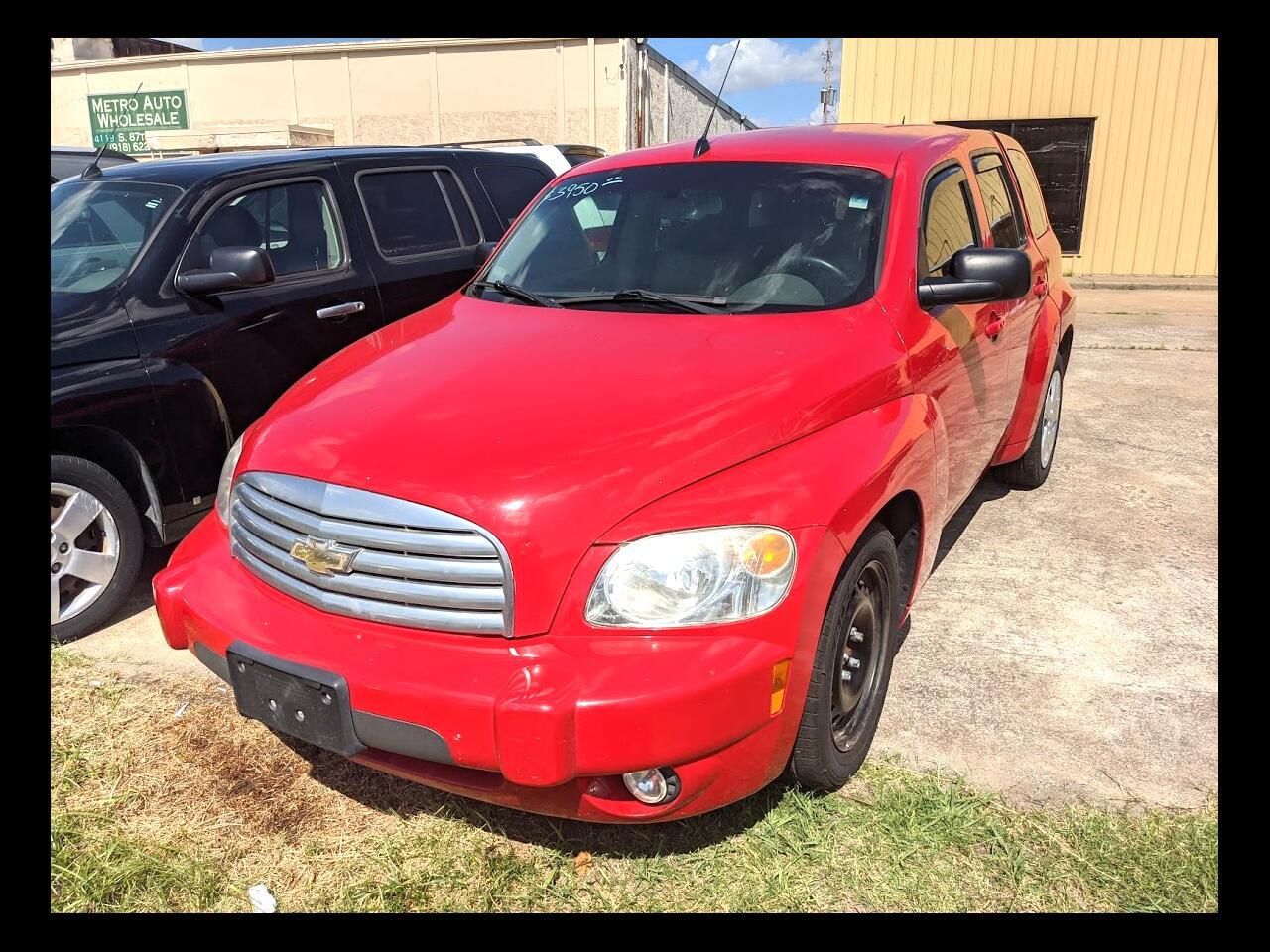 Used 2010 Chevrolet Hhr Ls In Tulsa Ok Auto Com 3gnbaadb1as541583