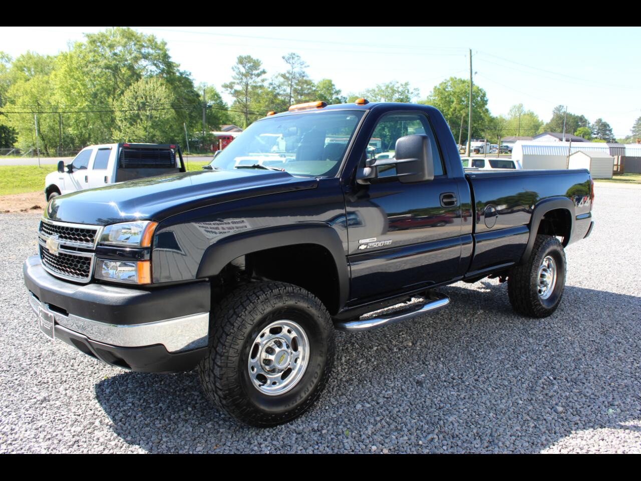 Chevrolet Silverado Classic 2500HD LS Long Box 4WD 2007