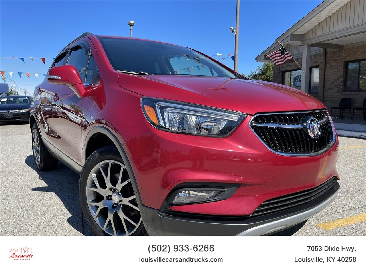 Buick Encore FWD 4dr Sport Touring 2018