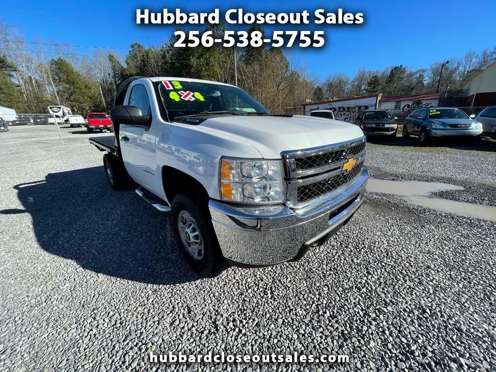 Chevrolet Silverado 2500HD Work Truck Long Box 4WD 2013