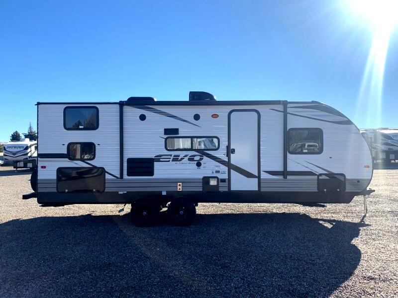 Forest River EVO (Lightweight Travel Trailer)  2021