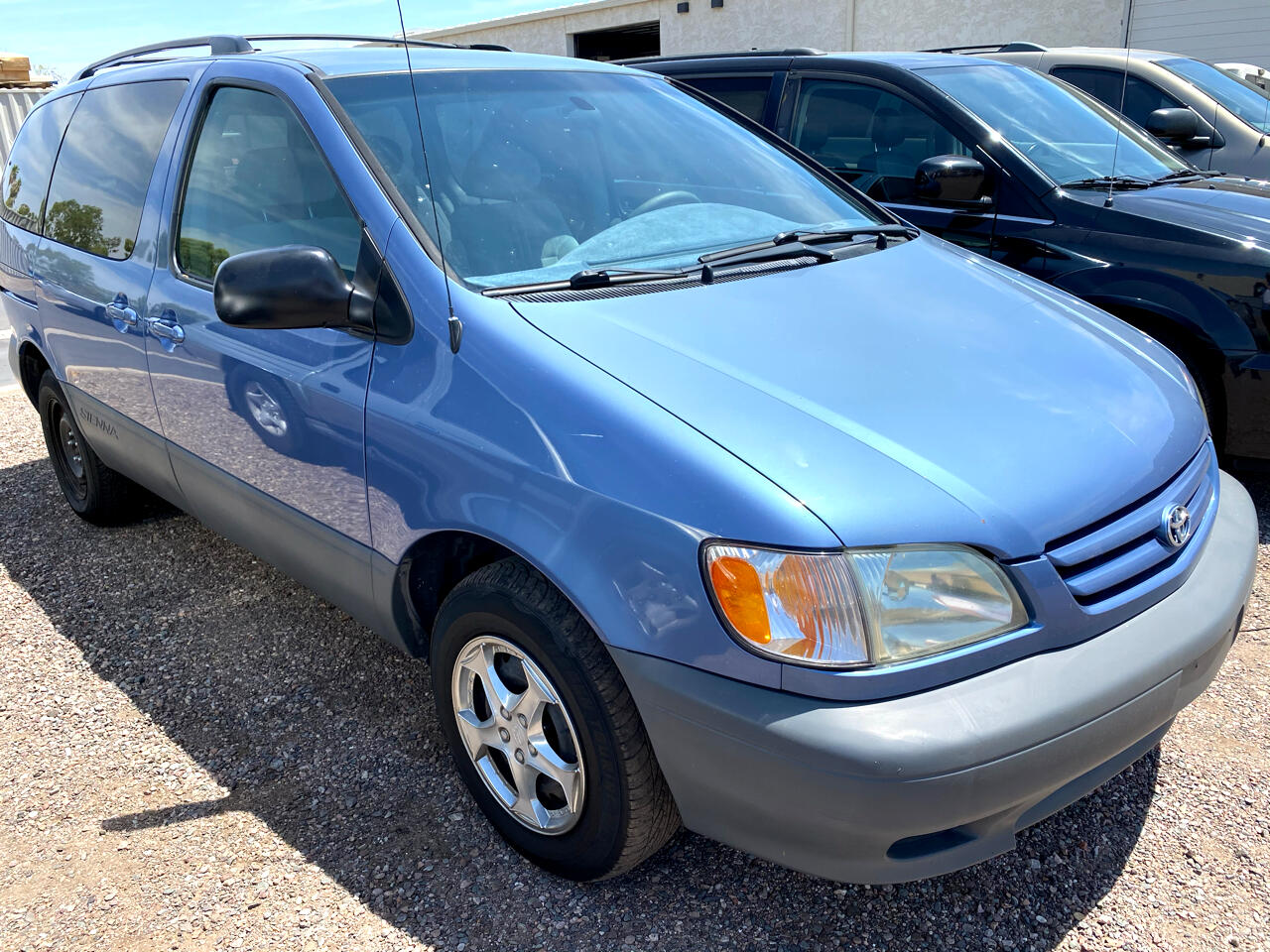 used 2003 toyota sienna 5dr xle natl for sale in chandler az 85286 auction block auto auction block auto