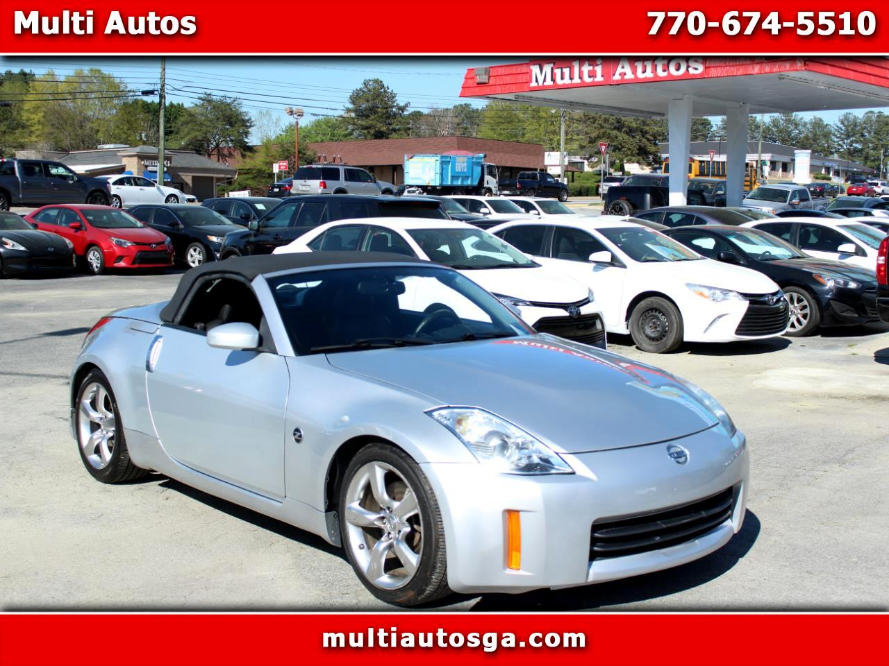 Nissan 350Z Enthusiast Roadster 2008