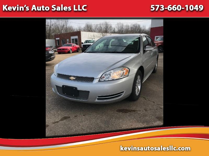 Chevrolet Impala Limited LS 2015