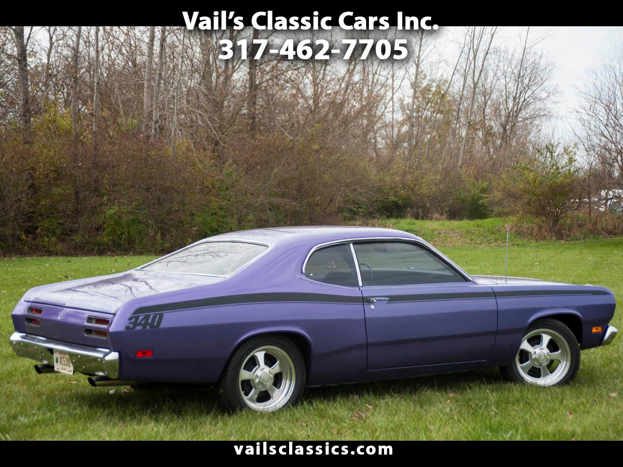 Plymouth Duster  1971