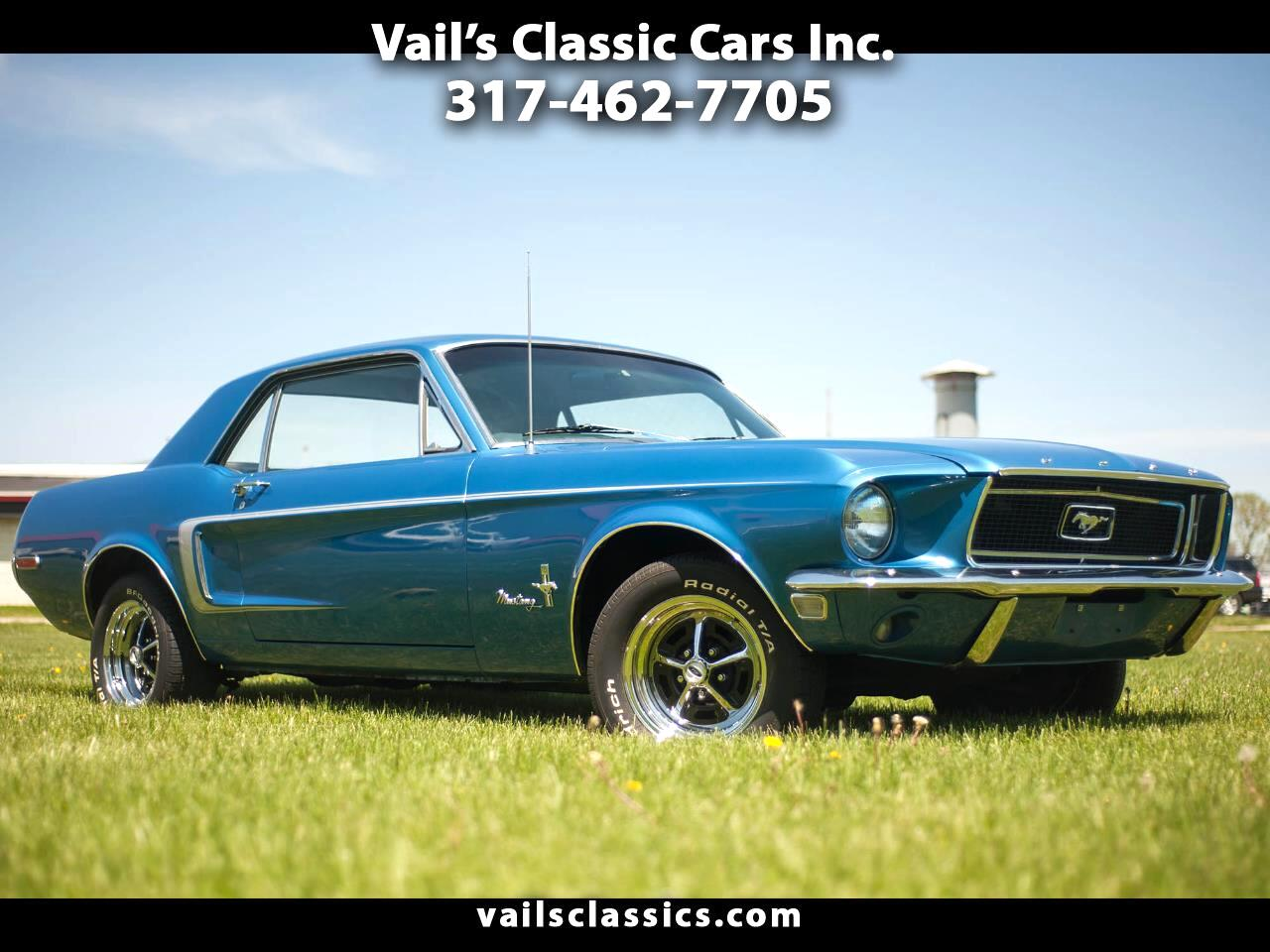 Ford Mustang 2dr Coupe 1968
