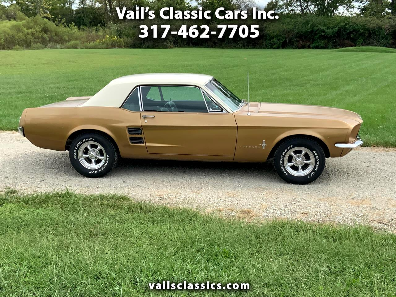Ford Mustang 2dr Coupe 1967