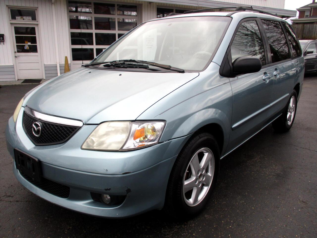 Mazda MPV 4dr LX-SV 2003