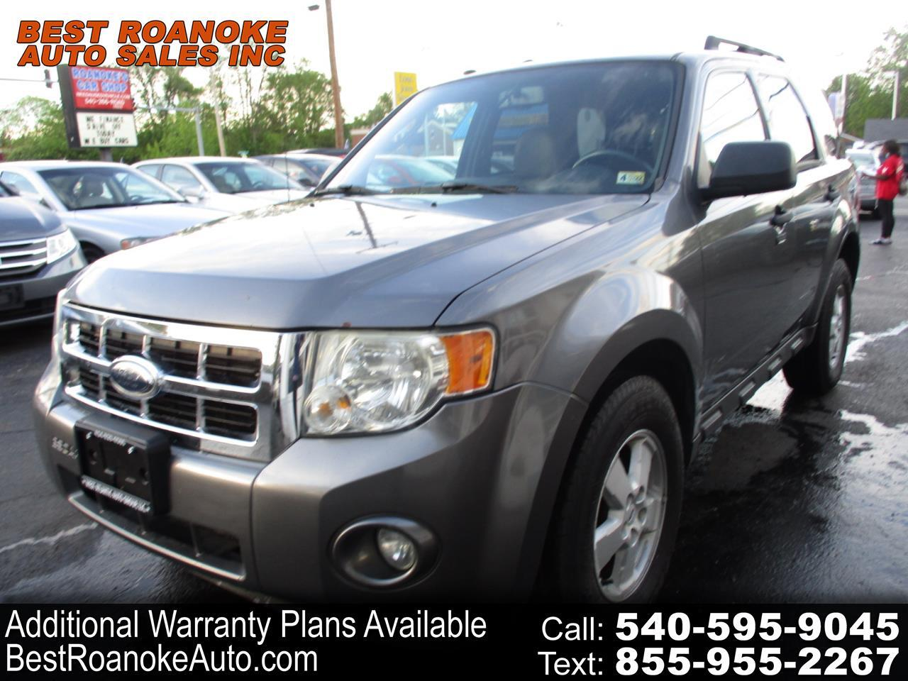 Ford Escape 4WD 4dr I4 Auto XLT 2009