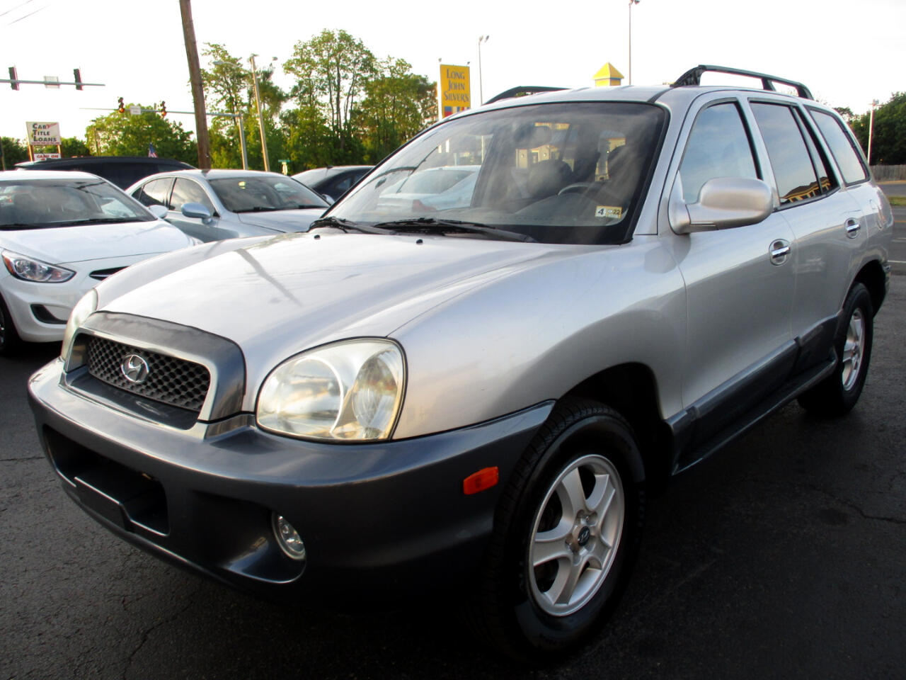 Hyundai Santa Fe 4dr GLS 2WD Auto 3.5L V6 2003