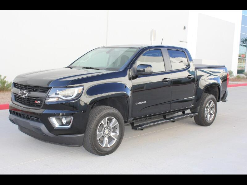 Chevrolet Colorado Z71 Crew Cab 2WD Short Box 2019