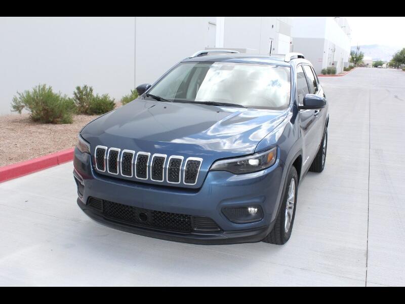 Jeep Cherokee Latitude Plus FWD 2020