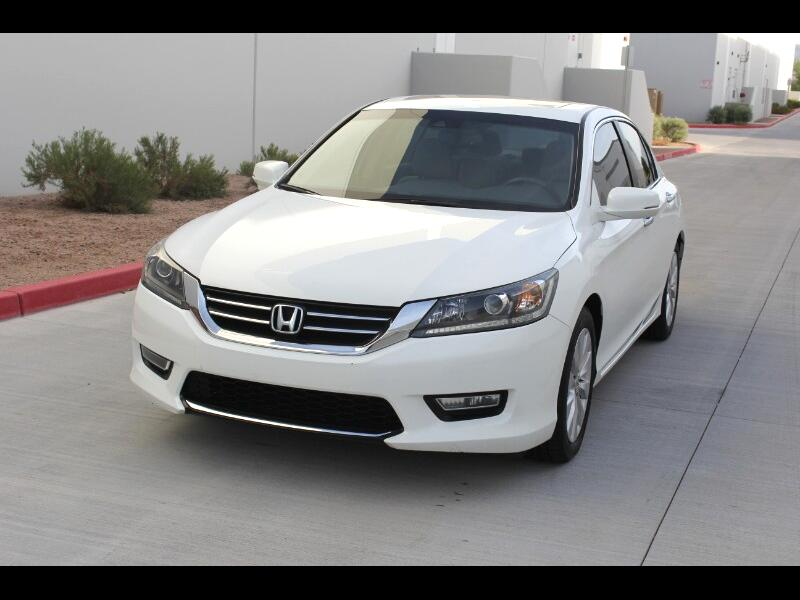 Honda Accord EX-L Sedan CVT 2013