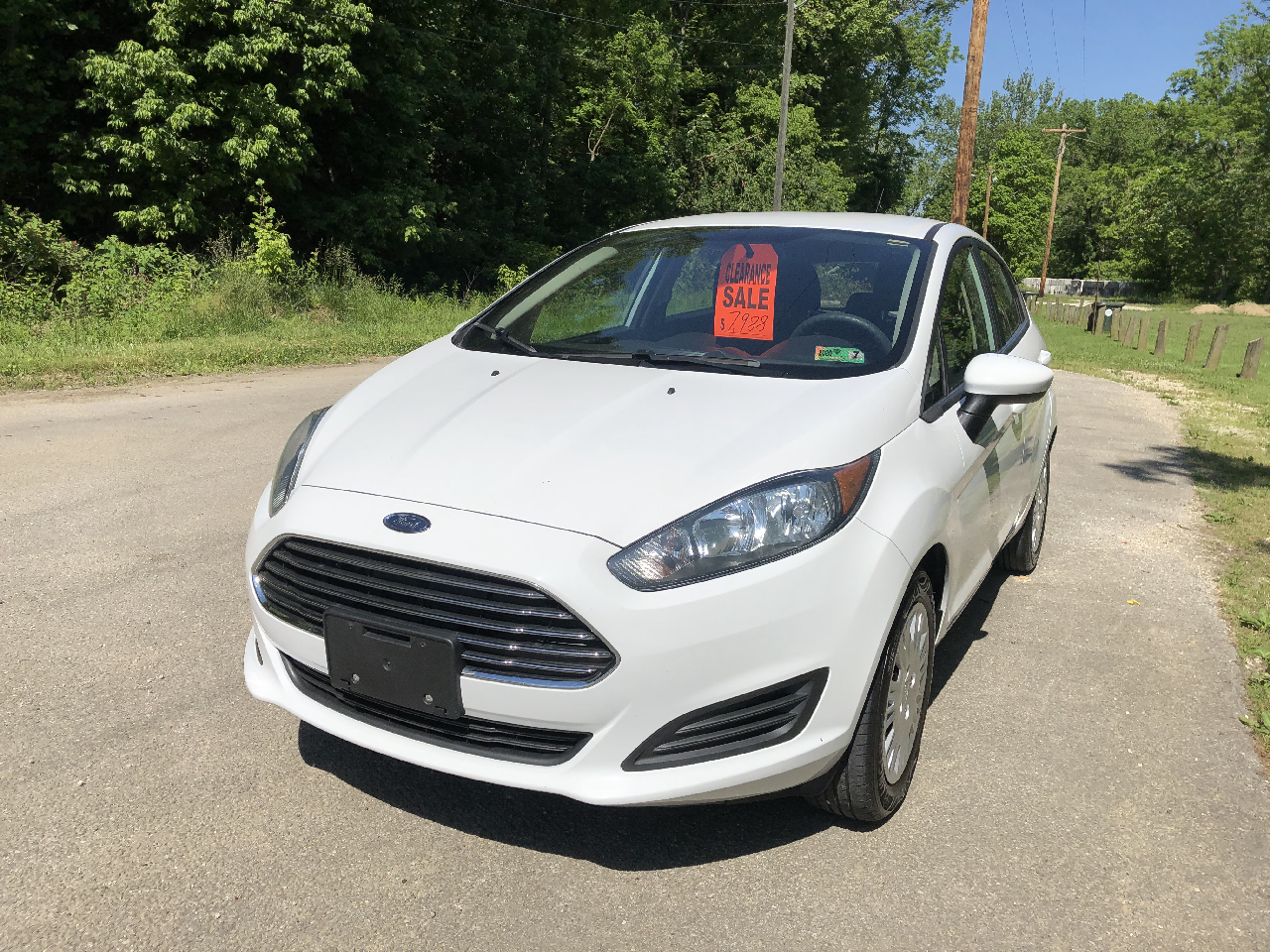 Ford Fiesta 5dr HB S 2015
