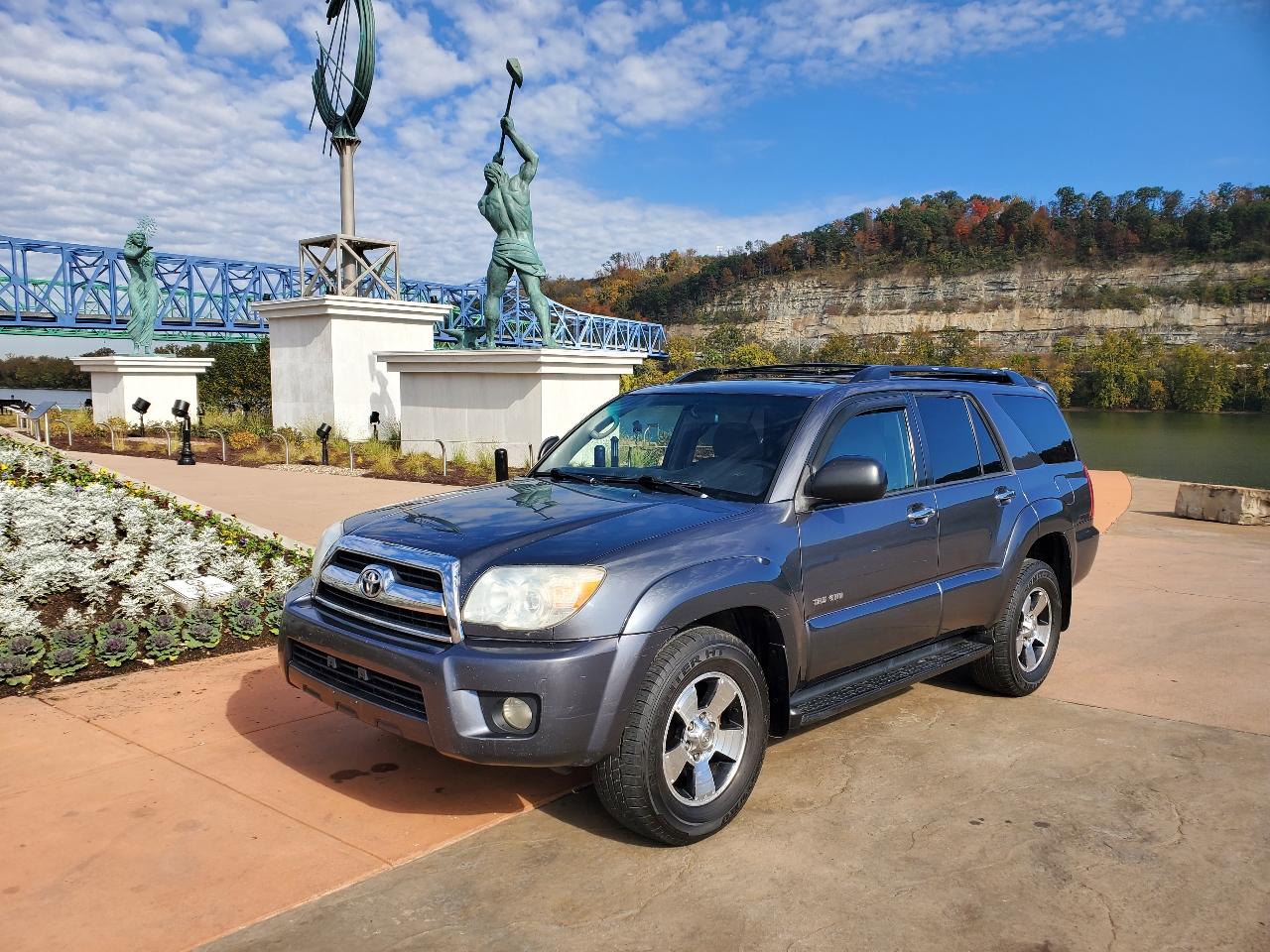 Toyota 4Runner 4WD 4dr V6 SR5 (Natl) 2007