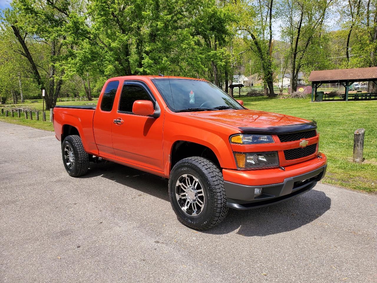 Chevrolet Colorado 1LT 4WD 2012
