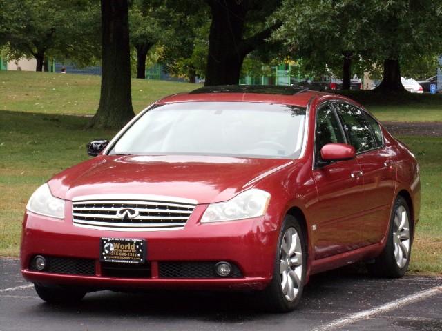 Infiniti M35 35 Luxury 2006