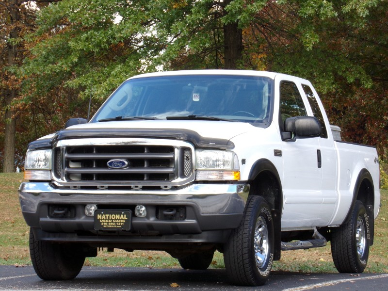 Ford F-250 SD Lariat SuperCab Long Bed 4WD 2003